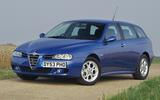 Alfa Romeo 156 from £1000