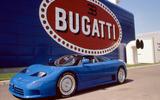 Bugatti - then