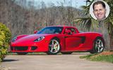 Michael Dell - Porsche Carrera GT