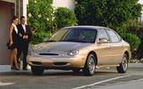 Ford Taurus (third generation, 1995)