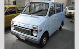 Honda Life Step Van (1972)