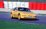 1988-1998: Porsche 968 ClubSport (1994)