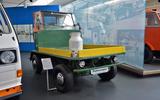 1973 Plattenwagen