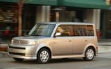 Toyota's Scion brand (2002)