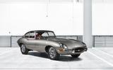1. 1961 Jaguar E-Type Series 1 Coupé
