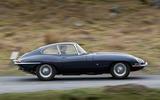 1. 1961 Jaguar E-Type Series 1 Coupé (NO CHANGE)