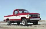 Ford Ranger, first generation (1982)