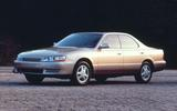 Lexus' early models by the numbers (1991)