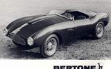 Arnolt-Aston Martin DB 2/4 Spider