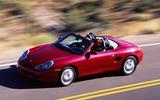 Porsche Boxster (986-series, 1996-2004)