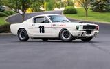 1965 Shelby GT350 R – $770,000 (2015)
