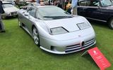 1993 Bugatti EB110 SS
