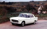 Peugeot 404 (1960-1991) – 31 YEARS