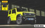 GAMECHANGER: Suzuki Jimny
