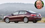 Jeff Bezos - Honda Accord
