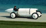 Blitzen Benz: 21.5 litres