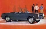Fiat 1500 cabriolet: 1959