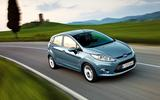 1: Ford Fiesta (117,296 sold)