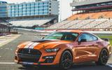 Ford: Shelby GT500 - 180mph