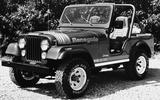 11. Jeep CJ (1978)
