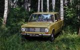 Russia: VAZ-2101