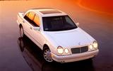 Mercedes-Benz E-Class (W210, 1996)