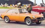 MG B (1974)