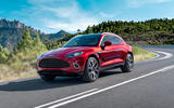 Aston Martin DBX – from £158,000