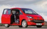 Peugeot 1007 (2005-09)