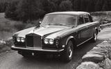 Rolls-Royce – Silver Shadow, 1965-1980: 29,030