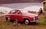 Saab 96 (1960)