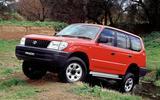 The second-generation Prado (1996)