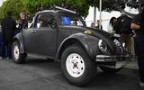 Volkswagen Beetle Baja Bug (1968)