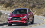 VARIABLE-COMPRESSION RATIO IGNITION: Infiniti QX50 (2017)