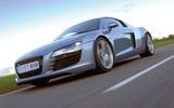 90. 2007 Audi R8 - NEW ENTRY