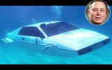 Elon Musk – Lotus Esprit (submarine)