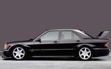 12: Mercedes-Benz 190E 2.5-16 Evolution II (1990)