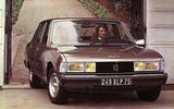 Peugeot 604 (1979)