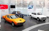 Alfa Romeo Montreal, Alfasud, Alfetta