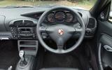 Porsche Boxster 986 (1996-2004) - interior