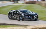 Bugatti Chiron - 1479bhp (2017)