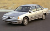 Ford Taurus SHO (1989)