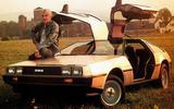 DeLorean's collapse