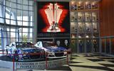 Hendrick Motorsports reception