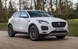 19=: Jaguar - 4 recalls affecting 5 models