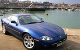 Jaguar XK8 – from £2000