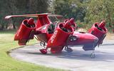 Moller Sky Car M400