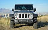 Jeep – seven-slot grille