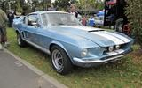 The Shelby GT500 (1967)