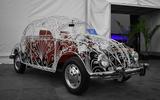 Volkswagen Beetle Wedding Car (1969)